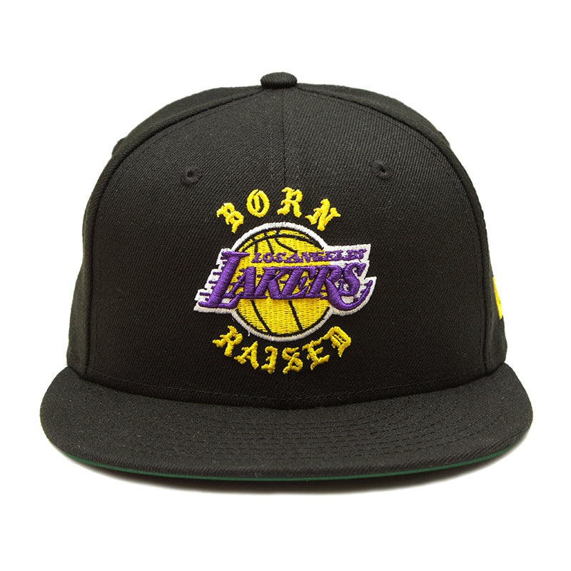 BXR / NEW ERA LAKERS FITTED CAP