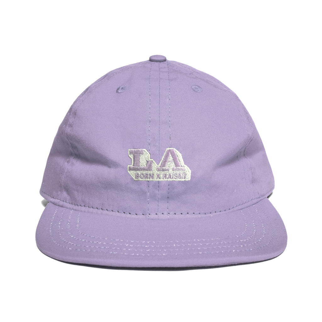 LOS ANGELES EXPRESS STRAPBACK: LAVENDER