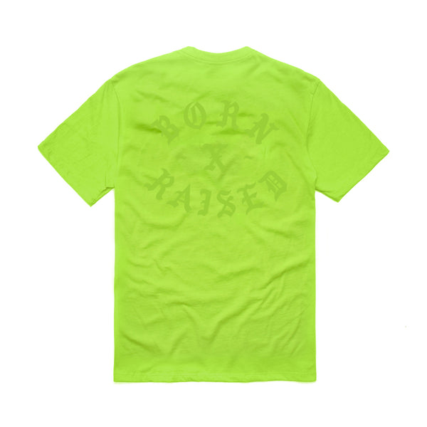 SNOOTY FOX T-SHIRT: NEON GREEN