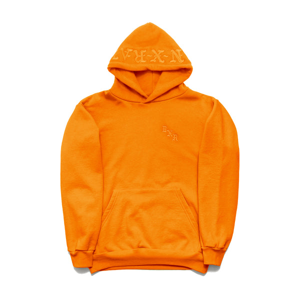 BXR TONAL HOODY: ORANGE
