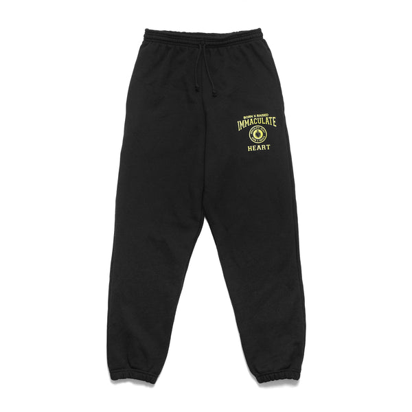 SCHOOL UNIFORM SWEATS: BLACK