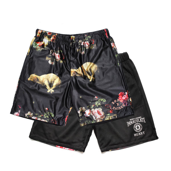 IMMACULATE HEART REVERSIBLE BASKETBALL SHORTS