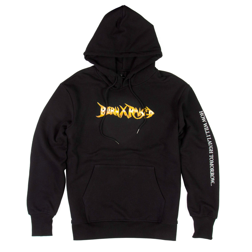 STONEY HOODY: BLACK