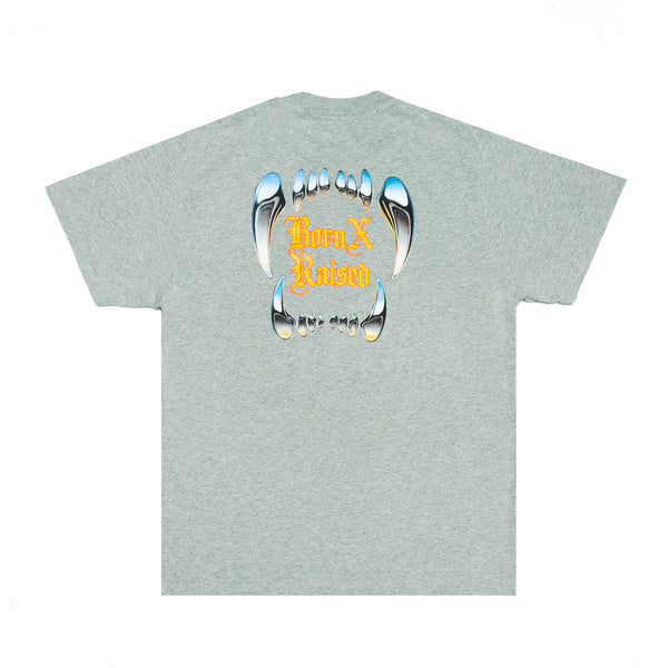 FANGORIA TEE: HEATHER GREY