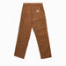 BORN X RAISED + AWAKE NY CARHARTT WIP DOUBLE KNEE PANT: BROWN