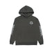 METHANY HOODY: CHARCOAL GREY