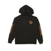 METHANY HOODY: BLACK