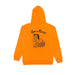 JESSE CALIFORNIA LOVERS HOODY: ORANGE