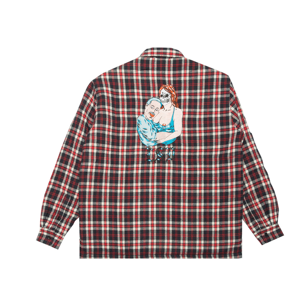 PCP/LSD SHIRT JACKET
