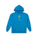 TO LIVE AND DIE HOODY: CLASSIC BLUE