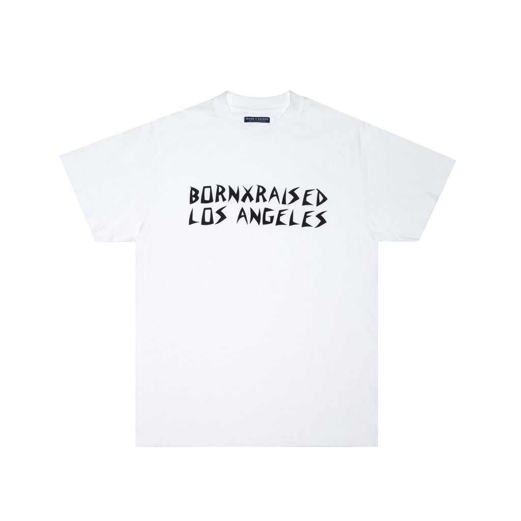 CORPORATE SUICIDAL TEE: WHITE