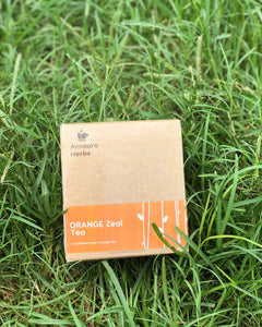 Orange Zeal, 25 Tea Bags