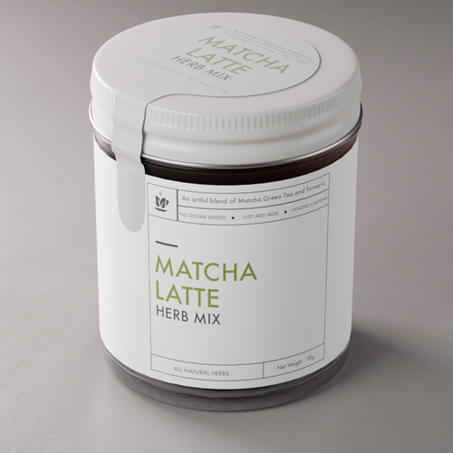 Matcha Latte, Herb Mix, 50g