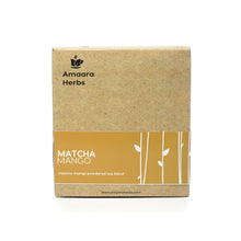 Load image into Gallery viewer, Matcha Mango Green Tea, 50g