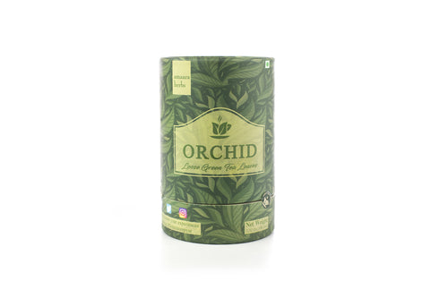 Orchid Loose Green Tea, 100g