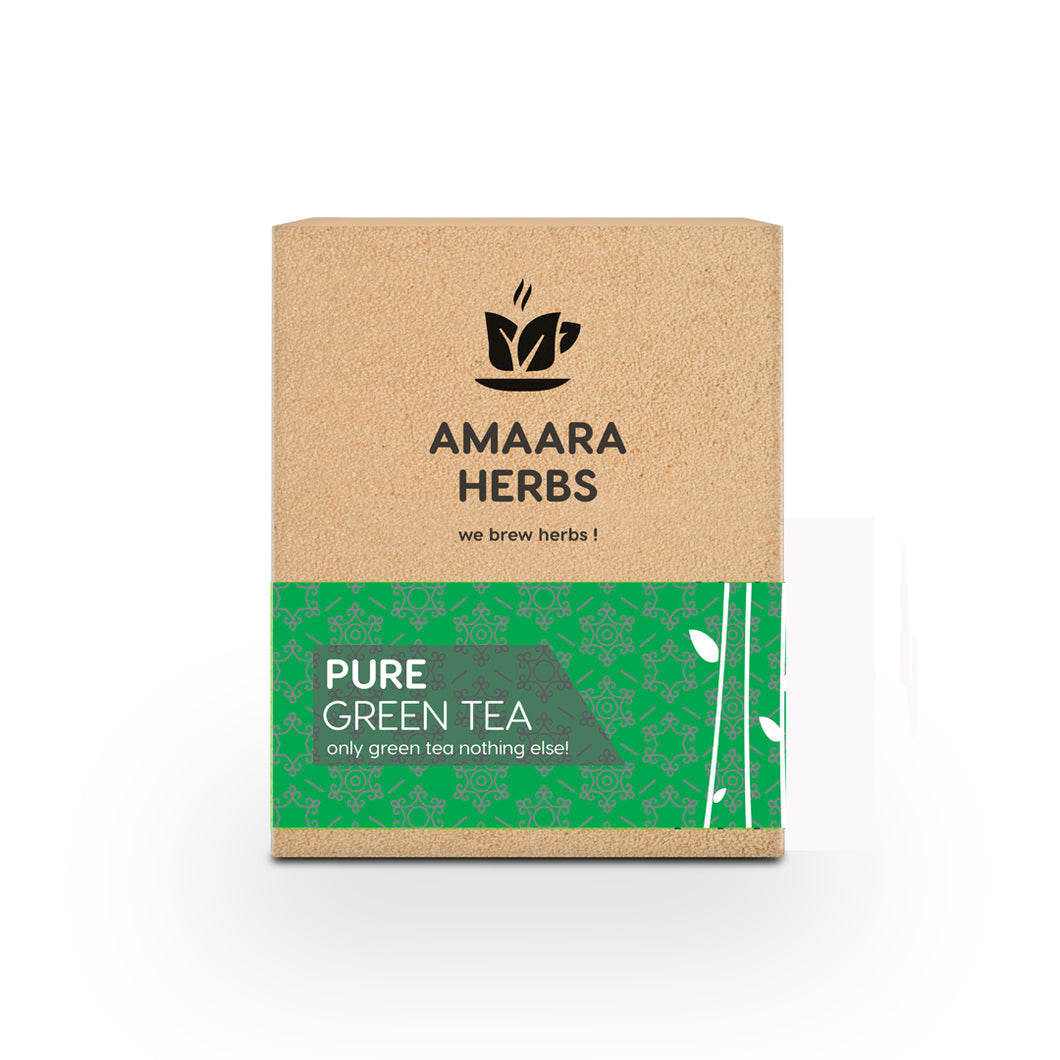 Pure Green Tea, 25 Tea Bags