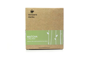 Matcha Cream Green Tea, 50g