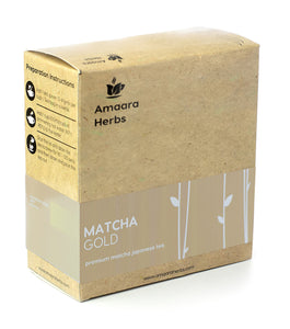 Matcha Gold Green Tea, 50g