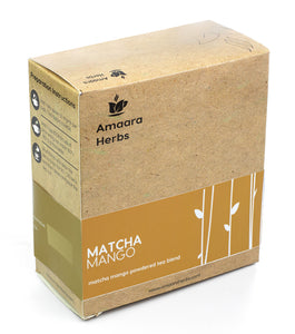 Matcha Mango Green Tea