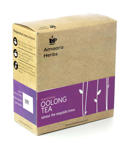 Oolong Tea, 50g