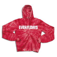 Load image into Gallery viewer, Everydaydays Tie Dye Hoodie - EVERYDAYDAYS