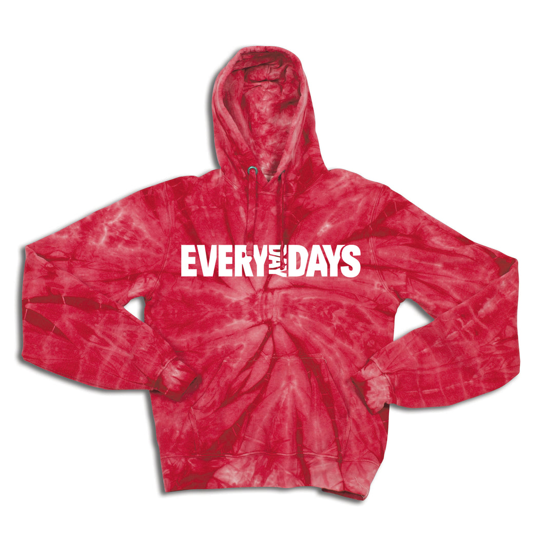Everydaydays Tie Dye Hoodie - EVERYDAYDAYS