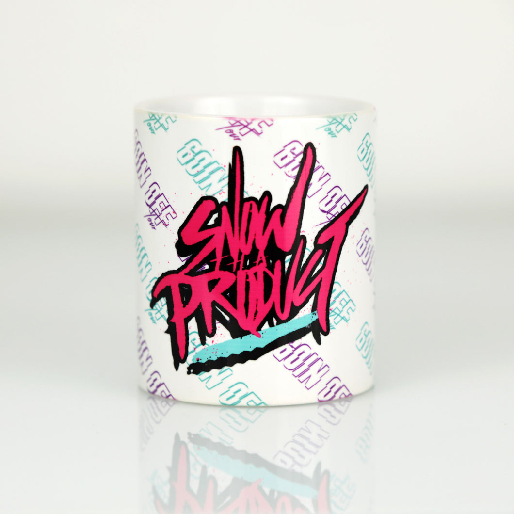 Snow Tha Product Logo Mug - EVERYDAYDAYS