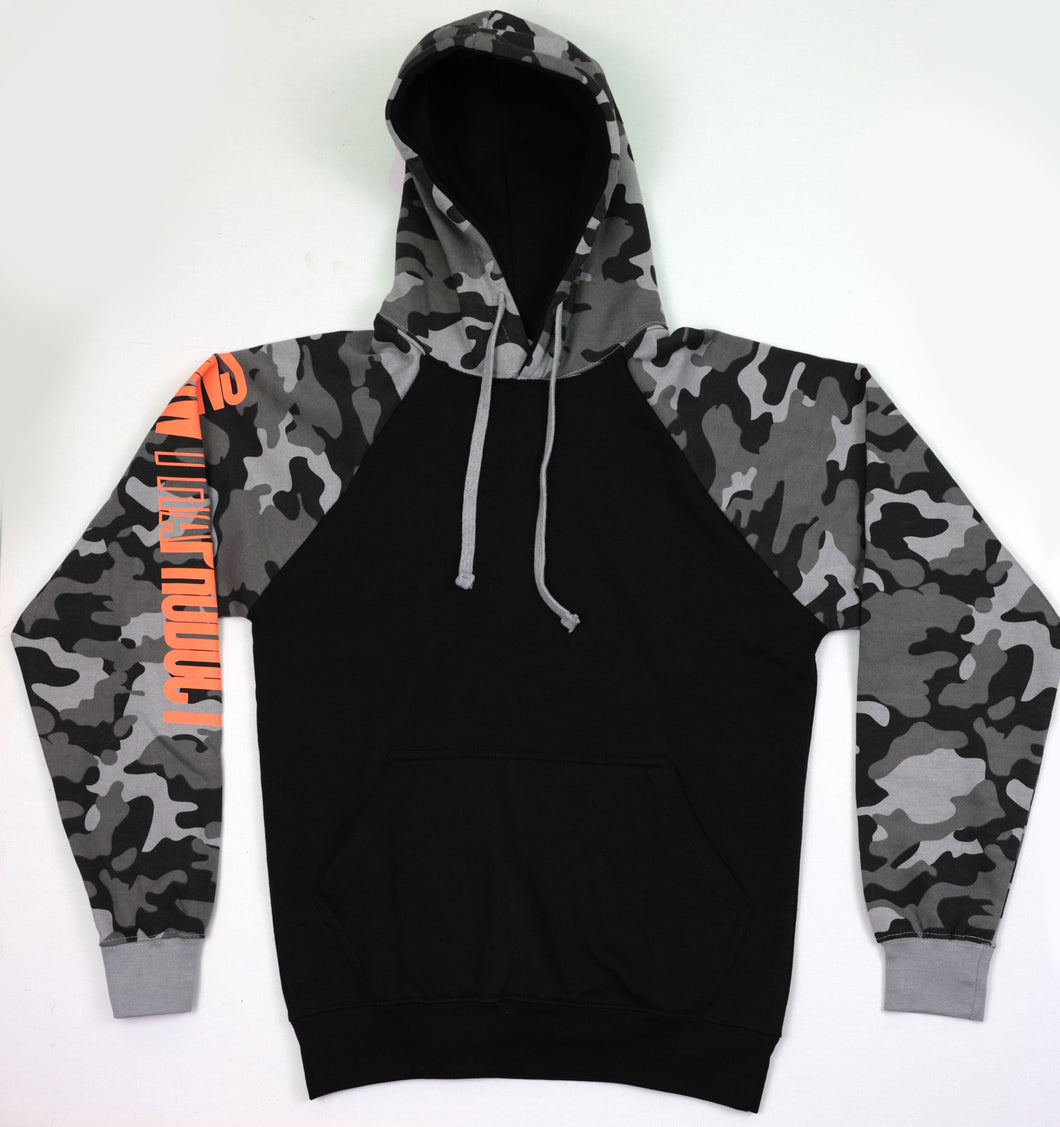 Snow Tha Product Camo Hoodie - EVERYDAYDAYS