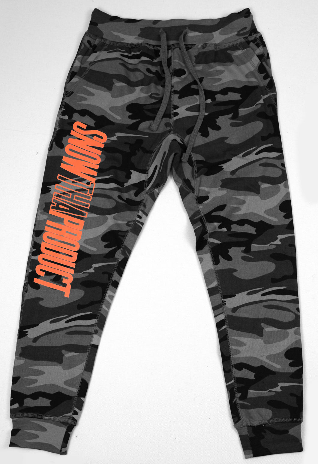 SNOW THA PRODUCT CAMO JOGGERS - EVERYDAYDAYS