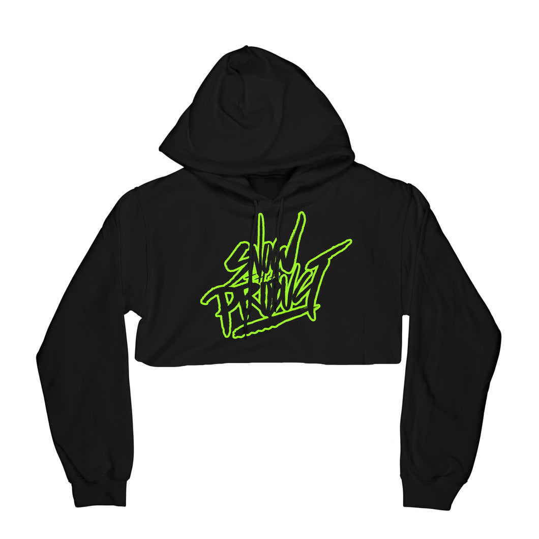 Snow Tha Product Neon Vibez Crop