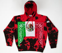 Load image into Gallery viewer, Mexican Flag 💯 Hoodie