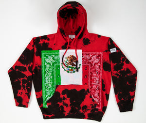 Mexican Flag 💯 Hoodie
