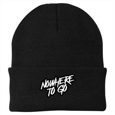 Nowhere To Go Beanie - EVERYDAYDAYS