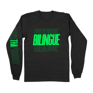 Bilingue Long Sleeve T-Shirt - EVERYDAYDAYS