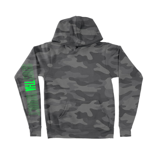 Snow Tha Product Camo Set - Hoodie - EVERYDAYDAYS