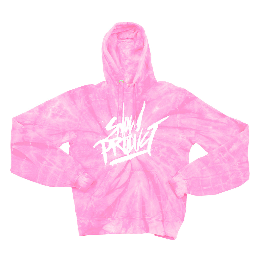Snow Tha Product Tie Dye Hoodie - EVERYDAYDAYS