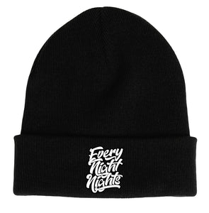 EveryNightNights Beanie - EVERYDAYDAYS