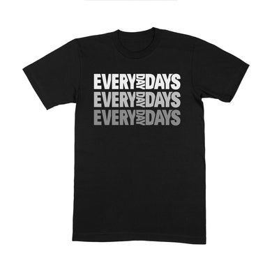 EVERYDAYDAYS T-SHIRT - EVERYDAYDAYS