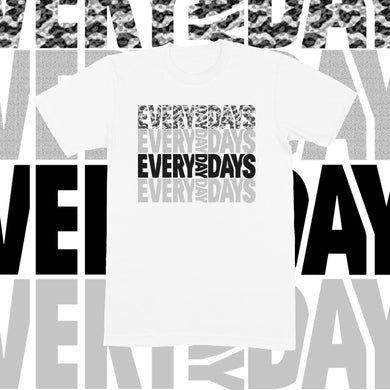 EVERYDAYGRAYS T-SHIRT - EVERYDAYDAYS