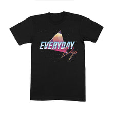 Load image into Gallery viewer, EVERYDAYDAYS RETRO LOGO T-SHIRT - EVERYDAYDAYS