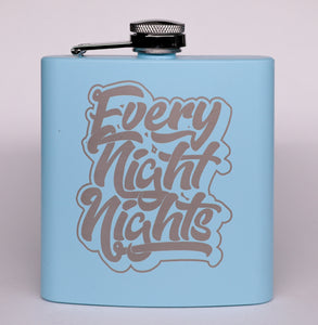 Everynightnights/Snow Tha Product Flask