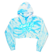 "Load image into Gallery viewer, ""Nowhere To Go"" Cropped Hoodie - EVERYDAYDAYS"