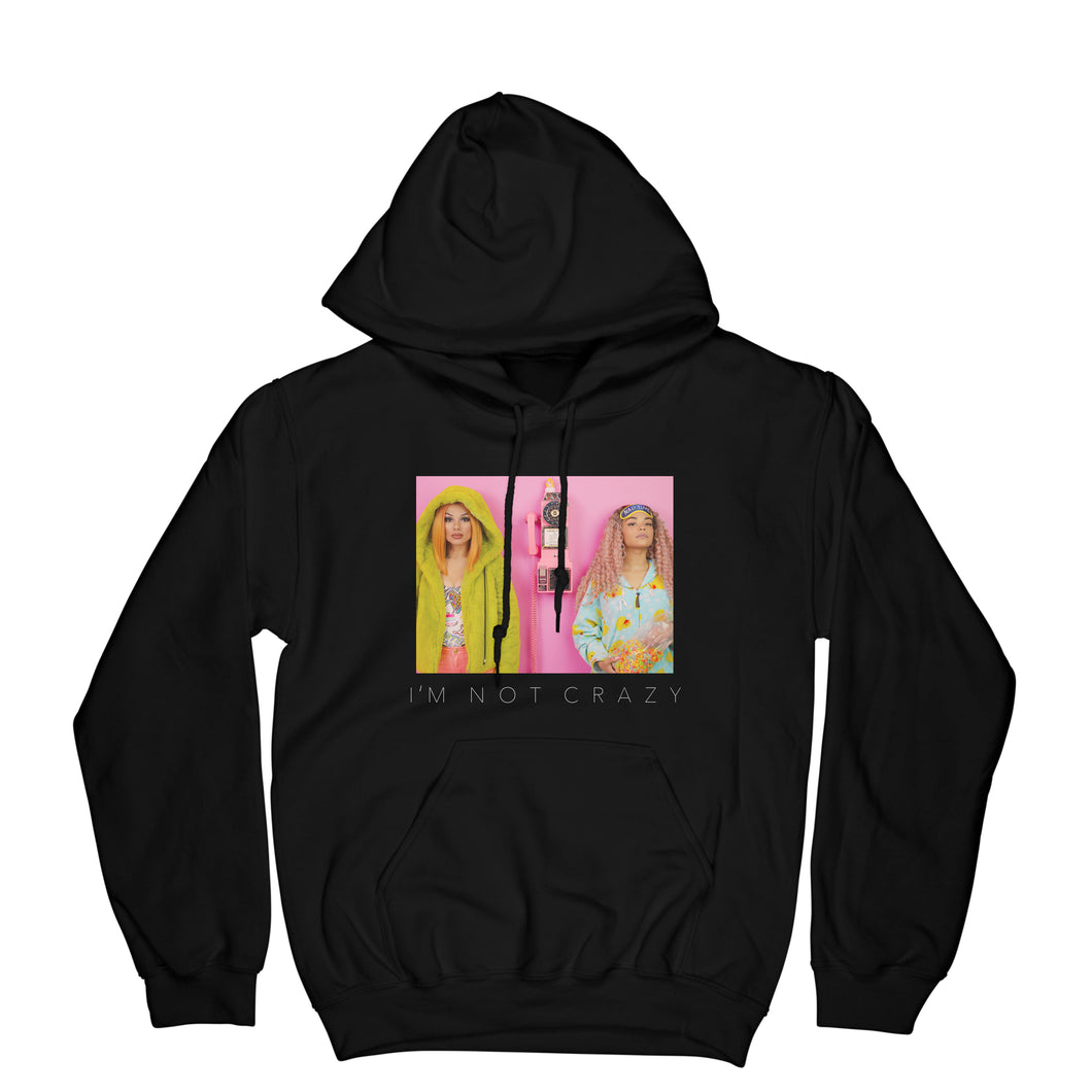Partners in Crime Hoodie - EVERYDAYDAYS