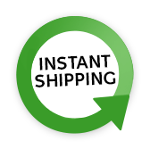 Instant shipping