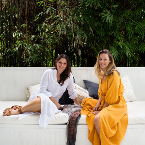 MUSES: Natalie Knoll and Macayla Chapman of Bird&Knoll