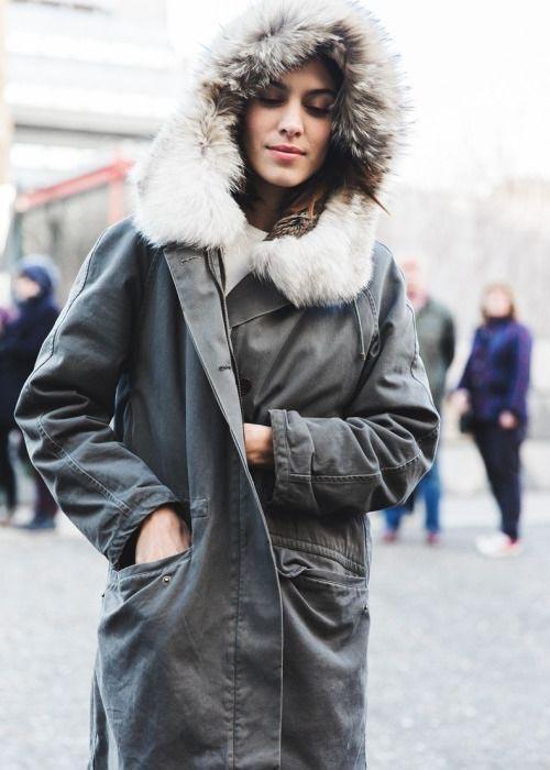 The Cult-Favourite Parka