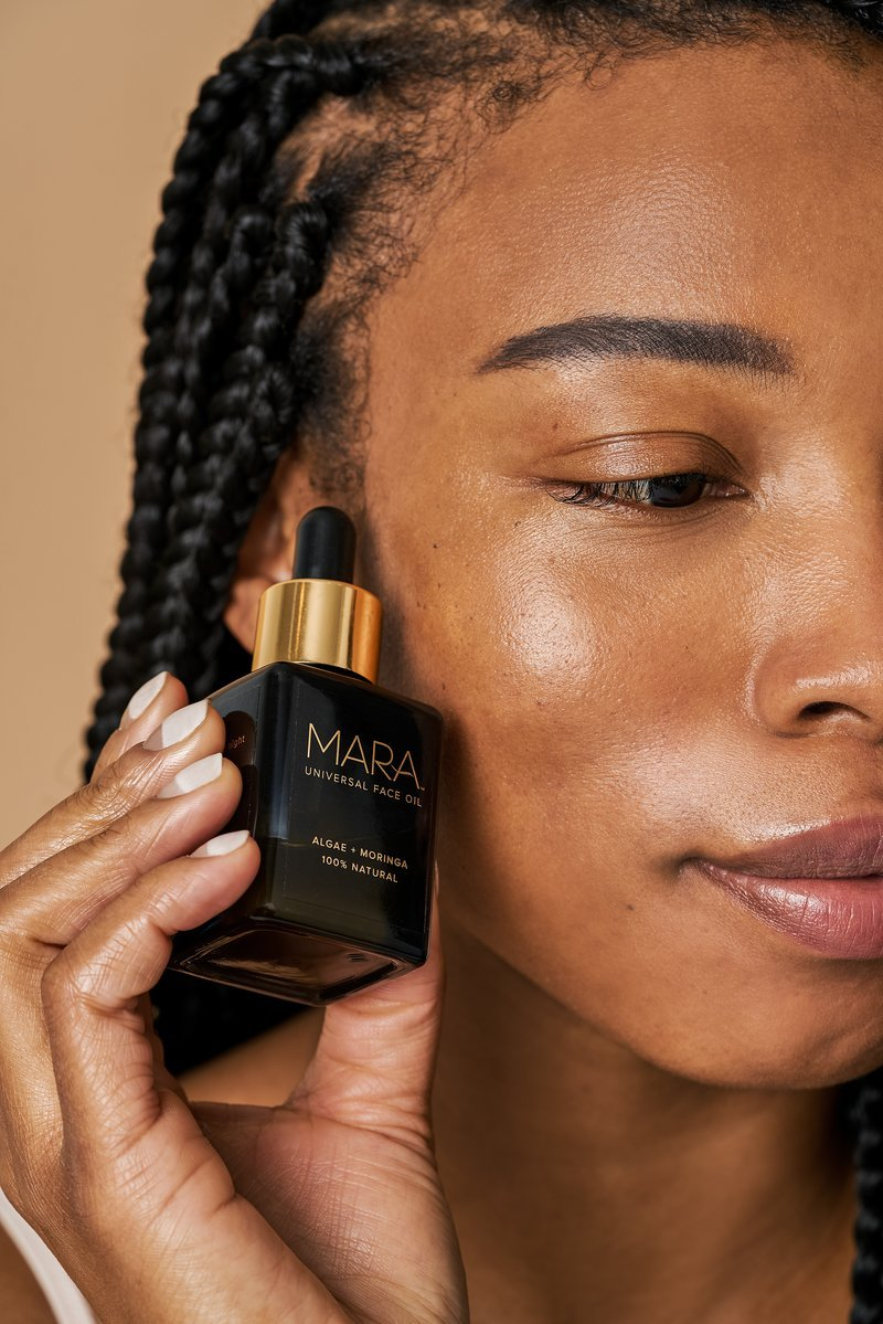 Mara Beauty, LLC SKINCARE 35ML Mara Skincare | Universal Face Oil - Algae & Moringa