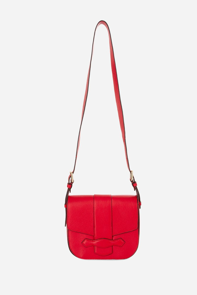 Vanessa Bruno BAG VERMILLON Vanessa Bruno | Gemma Shoulder Bag - Vermilion