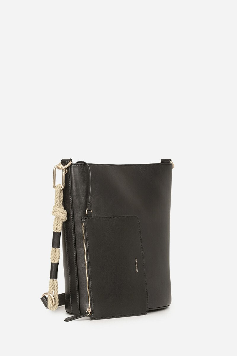 Vanessa Bruno BAG NOIR Vanessa Bruno | Holly Bucket Bag - Noir