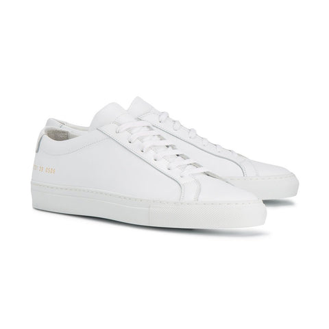 Common Projects | Original Achilles Low Sneakers - White